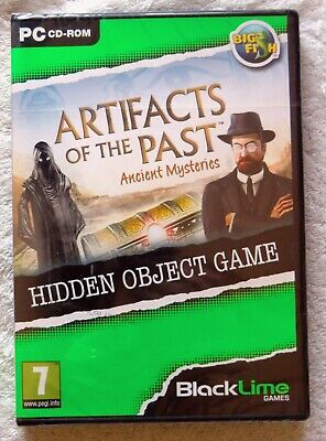 53038 - Artifacts Of The Past Ancient Mysteries [NEW / SEALED] - PC (2015) Windo