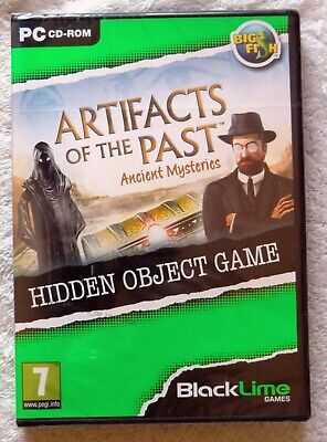 53038 - Artifacts Of The Past Ancient Mysteries [NEW & SEALED] - PC (2015) W