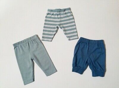 Cherokee & Lily & Dan Baby Boys Bottoms And Shorts Age Newborn And 0-3 Months