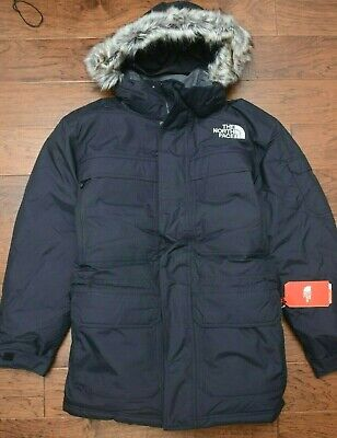 db6f68052 MEN'S NORTH FACE McMurdo III Parka (Medium) Brownie Brown - $149.00 ...