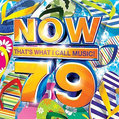 Various Artists - Now That's What I Call Music! 79 - UK CD album 2011