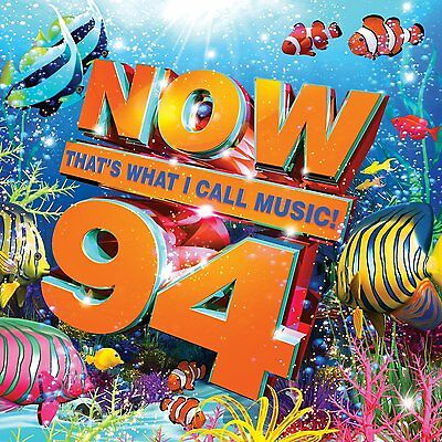Various Artists - Now That's What I Call Music! 94 - UK CD album 2016