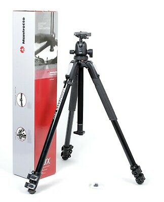 Manfrotto 190X Tripod with 496RC2 Ball Head Kit + Spare RC2 Quick Plate (DEMO)
