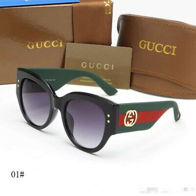 bea0a1e8453 New GUCCI Sunglasses Women s Multicolored Romantic GG0276S Sunglasses