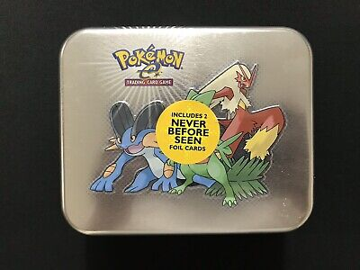 2003 Pokemon EX Collector's Tin - Factory Sealed