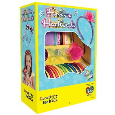 Creativity For Kids Fashion Headbands CFK1819 Save More Than 50% Off RRP