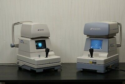 Limited Time And Quantity!!!! Topcon CT80 And KR8800 Combo W/ Free Table