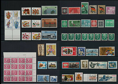 Stamps of Old Germany, DDR, Alliierte Besatzung, used,  great Lot (QD 43)