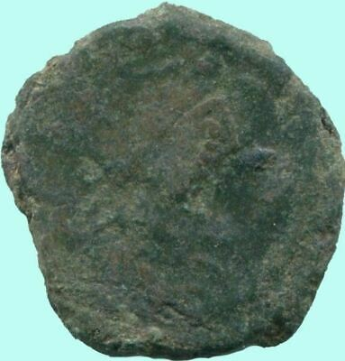 AUTHENTIC BYZANTINE EMPIRE  Æ Coin 3.2 g/16.14  mm ANC13589.16
