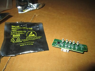 1 New Scott 40015105 read all 40015105  CONSOLE BOARD ASSY,SE $106.00 PAK-ALERT