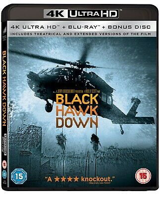 Black Hawk Down (4K Ultra HD + Blu-ray) [UHD]