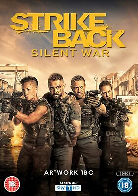 Strike Back: Silent War (Box Set) [DVD]