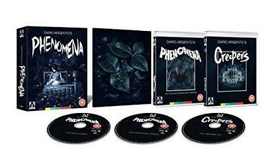 Phenomena 4 Disc Limited OOP Blu-Ray Edition (Arrow) BRAND NEW + SEALED