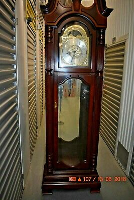 Howard Miller Grandfather Clock Model 610-811/660-220 Limited Edition