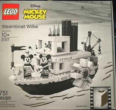Supply Brand New In Box 90th Anniversary Choice Materials Steamboat Willie Set Tsum Tsum Mickey