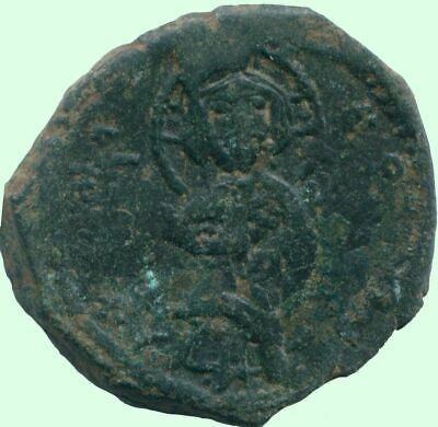AUTHENTIC BYZANTINE EMPIRE  Æ Coin 10 g/26.72  mm ANC13567.16