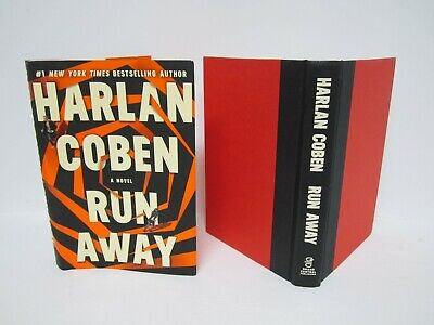 Run Away (Hardcover, 2019) by Harlan Coben NEW FIRST EDITION