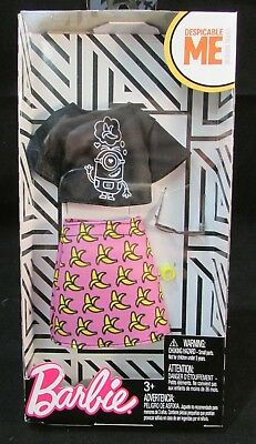 New 2018 Barbie Complete Fashions Despicable Me