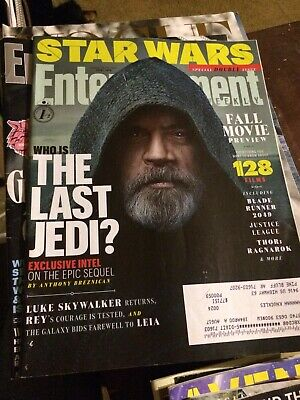 Entertainment Weekly Stars Wars Special Edition  Aug 2017 Collectors Cover 1 Of