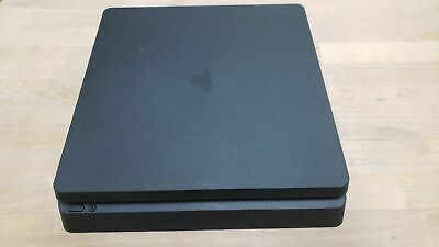 Sony Playstation 4 PS4 1TB Slim Console Only - Black - Fully Tested