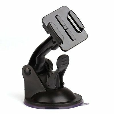 Dash Windshield Vacuum Suction Cup Car Mount Holder for GoPro Hero 3 2 Camera BT