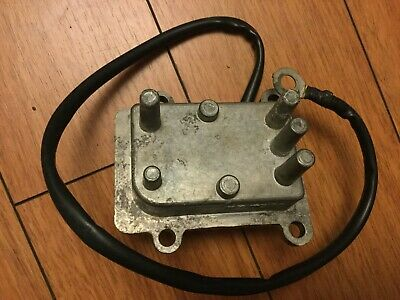 2010 Evinrude 175Hp Rectifier & Regulator  0585219 0439561 V6