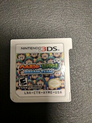 Mario And Luigi Dream Team Prima Official Game Guide By