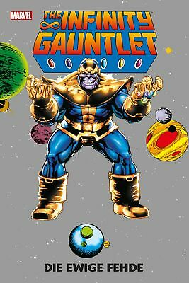 The Infinity Gauntlet: Die ewige Fehde (Hardcoverausgabe), Jim Starlin