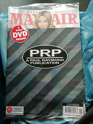 Mayfair Magazine Volume 53 Number 9 (With Free 18 certificate adult DVD)