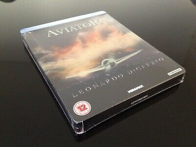Steelbook Blu Ray Aviator Edition Zavvi Exclusive Limited To 2000 // Neuf // New
