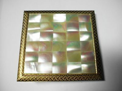 Zigarettenetui mit Perlmuttintarsien-AGME-vintage-cigarette case-mother of pearl