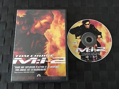 Dvd - Mission Impossible 2 - Tom Cruise