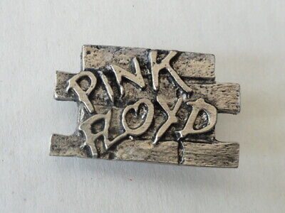 Pin S Metal 3D Groupe Rock Pink Floyd