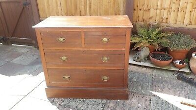 Edwardian Chest Of Drawers.