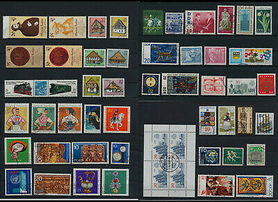 Stamps of Old Germany, DDR, Alliierte Besatzung, used,  great Lot (TA 15)