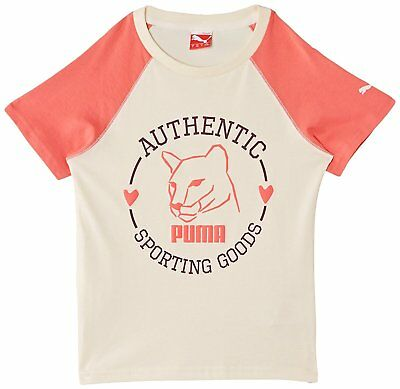 Puma Girls Athletics T-Shirt
