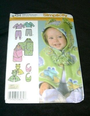83453311a628b SIMPLICITY PATTERN 8110 BABIES' PLAY MATS, STROLLER ACCESSORIES, AND ...