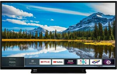 "Toshiba Smart TV 102 cm (40"") Full HD WLAN TV - 40L2863DG"