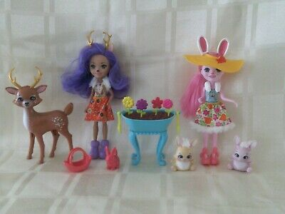 Enchantimals dolls and accessories