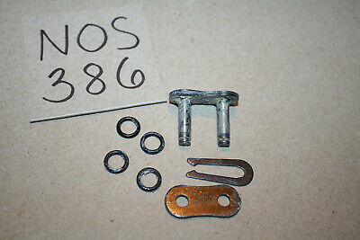 Gold 428NZG MASTER LINK D.I.D Clip Connecting Link for 428 NZ Super Non O-Ring Series Chain