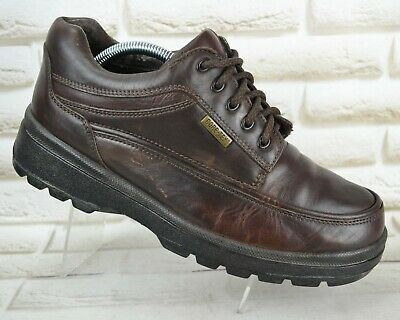 d4c7d807cf0 CLARKS Gore-Tex Brown Leather Mens Outdoor Waterproof Boots Size 9.5 UK  43.5 EU
