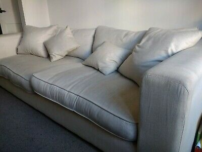4-seater Stockbridge sofa - from Sofas & Stuff - duck feather filled - 3...