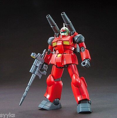 BANDAI MOBILE SUIT GUNDAM HG RX-77-2 GUNCANNON Plastic Model Kit Revive Ver.