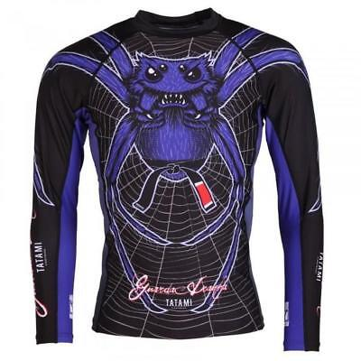 Tatami Donna South Coast Rash Guard Ju Jitsu Mma No-Gi Maglia a Compressione