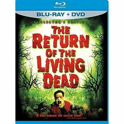 Return of the Living Dead (Blu-ray/DVD 2010, 2-Disc Set) New Collector's Edition