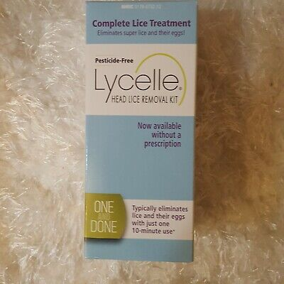 Lucille Head Lice  Removal Kit pesticide free