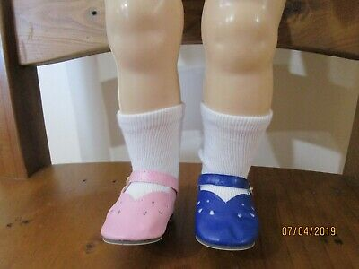 Doll Shoes Will Fit 22 Inch Pedigree Or Similar Walking Dolls