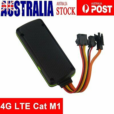 4G LTE GPS Tracker Car Truck Vehicle Anti Theft Real time Live Tracking Device A