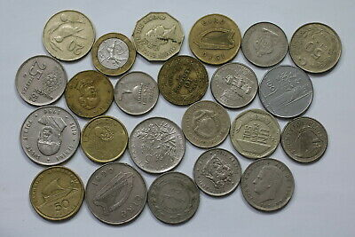 World Coins Useful Lot B15 Sza43