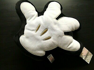 Disney Mickey Mouse Hand Kissen Pillow Minnie Maus micky